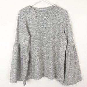 Zara Pull Over Crew Neck Sweater M